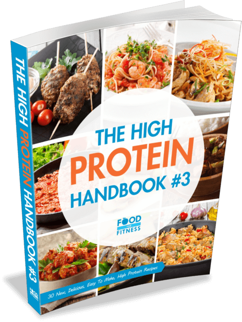 The high protein handbook 3 30 new easy high protein recipes for people who dont want to spend hours in the kitchen forumfinder Gallery